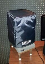 Custom padded cover for GENELEC M040 (pair) w/ rear cut for easy cable access