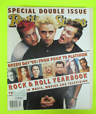 ROLLING STONE USA MAGAZINE 724/1996 Green Day P.J Harvey Jay Leno Travolta No cd