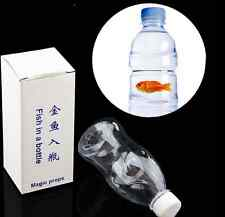 Magic Show Fish In A Bottle Stage Trick Props  For Entertainment NEW