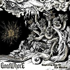 Constricting Rage of the Merciless [LP] by Goatwhore vinyl brand new unopened