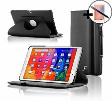 Leather Black Rotating Case Samsung Galaxy Tab PRO 10.1 + Screen Pro & Stylus