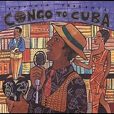 Congo to Cuba by Various Artists (CD, May-2002, Putumayo)