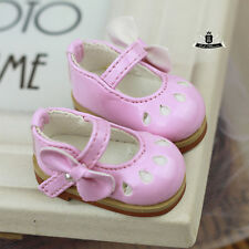 Yosd Shoes 1/6 BJD Shoes Tiny Lolita Pink Shoes Dollfie Luts Dollmore AOD DZ DOD
