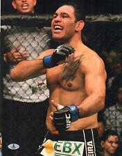 ANTONIO ROGERIO NOGUEIRA SIGNED AUTO'D 11X14 PHOTO BAS COA UFC 140 PRIDE NOG D