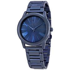 Michael Kors Hartman Blue Dial Ladies Watch MK3509