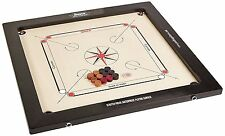 Surco Winit Carrom Board with Coins and Striker, 8mm