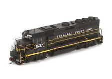 Athearn ATHG40580 HO Scale GP40-2 SCL #1641 DCC Ready Locomotive