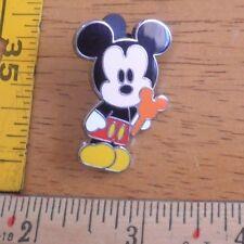 Mickey Mouse Toddler eating lolipop Disney Pin