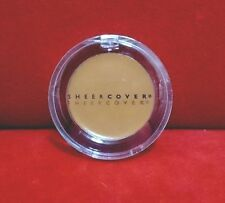 Sheer Cover CONCEALER & CONTOURING CREAM - TAN - (5g/0.18oz) Sealed New
