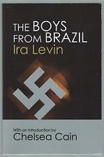 The Boys From Brazil Ira Levin Corsair 2011 Paperback Edition Good Condition