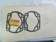 SUZUKI RL250,TM250,TS250 1969-75  cylinder base gaskets 11241-30000 YOU GET 2