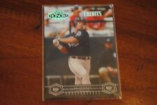 2004 Playoff Honors Baseball Card Brian Giles that's numbered 33/50 RARE