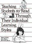 Teaching Students to Read Through Their Individual Learning Styles, Dunn, Kennet