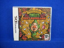 DS FRESHLY PICKED TINGLES Rosy Rupeeland ZELDA PAL English Nintendo Tingle's