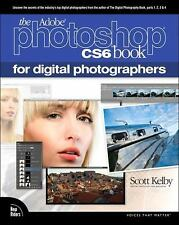 2DAY SHIPPING | The Adobe Photoshop CS6 Book for Digital Photographer, PAPERBACK