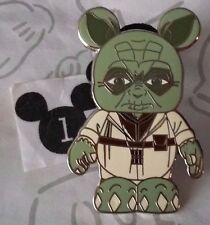 Yoda Star Wars Vinylmation Mystery Pin Collection Disney Pin 77557