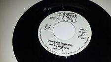 MARC RATNER Don't Go Looking RSO 1004 ROCK PROMO 45 7""