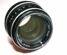 Carl Zeiss Planar 1,4/50mm 1.4/50mm  HFT No.5583092 for Rollei