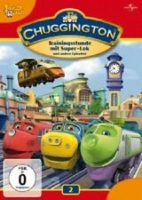 CHUGGINGTON VOL.2: TRAININGSSTUNDE MIT SUPER-LOK UND ANDERE EPISODEN - DVD NEU