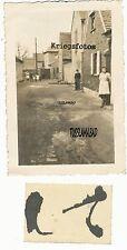 Bei Karlsbad alte Häuser Gasse Einwohner Karlovy Vary Eger Sudetenland