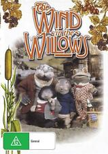 WIND IN THE WILLOWS - KENNETH GRAHAME - NEW & SEALED DVD