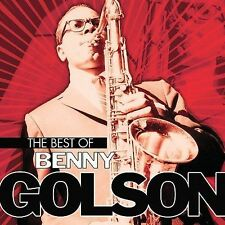 BENNY GOLSON The Best Of new unopened sealed CD