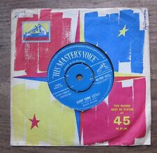 """VG   BRIAN HYLAND - Ginny come lately / I Should be gettin' better  VG 7"""" single"""