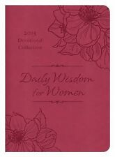 Daily Wisdom for Women 2015 Devotional Collection: (None), Compiled by Barbour S