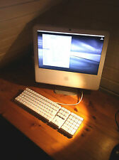 iMac Intel Core 2 Duo 17 Zoll.