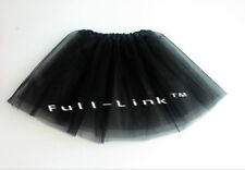 Hot Girls Kids Adult Tutu Skirt Princess Party Petticoat Ballet Dance Pettiskirt
