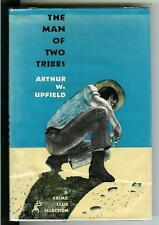 THE MAN OF TWO TRIBES by Arthur Upfield, rare US Crime Club 1st hardcover in DJ