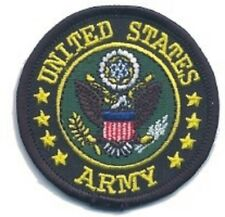 US Military Seal of the United States Army Embroidery Applique Patch