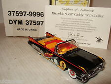 New Matchbox DYM37597, 1959 Cadillac Convertible Michelob Golf Model in 1:43