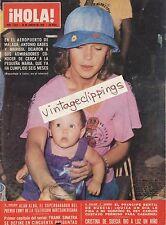 MARISOL Hola 1975 portada & 2 páginas clippings pepa flores Antonio Gades