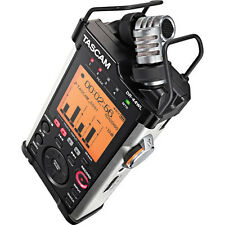 Tascam DR-44WL Portable Handheld 4-Track Linear PCM Audio Recorder w/Wi-Fi