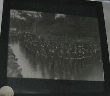 Masonic Odd Fellows IOOF Magic Lantern Glass Slide Parade Canadian National Expo