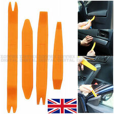 4x Professional Pry Tool Kit Set Interior Trim Panel Removal Tool for VOLVO
