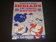 1965 Cleveland Indians Sketch Book / Year Book Yearbook