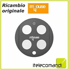 RADIOCOMANDO TELECOMANDO ORIGINALE NICE MHOUSE GTX4 4CH 433MHZ