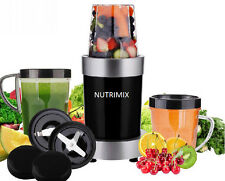 BLENDS SMOOTHIES Nutrimix 600W MOTOR SPHERICAL Nutri Bullet style ExtracT BLADES