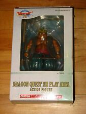 Dragon Quest VIII: Yangus Action Figure by Play Arts by Square Enix in box LNIB
