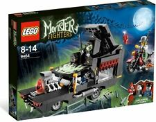 Lego Monster Fighters 9464 The Vampyre Hearse BNIB Brand New Sealed FREE POSTAGE