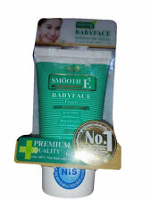 SMOOTH E BABY FACE FOAM - NON-IONIC CLEANSER MOISTURIZER - ANTI AGING FREE P&P