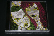 """MAD HAPPY """"RENEGADE GEEKS"""" RARE SEALED NEW CD OUT OF PRINT HTF MUNITY ZOO RECORD"""
