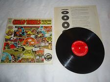 BIG BROTHER & THE HOLDING CO.-CHEAP THRILLS 1968 COLUMBIA LP KCS 9700 EXC. VG+
