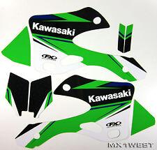 Factory Effex EVO 14 Graphics Kawasaki KX125 KX250 KX 125 250 99 00 01 02 New
