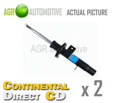 2 x CONTINENTAL DIRECT FRONT SHOCK ABSORBERS SHOCKERS STRUTS OE QUALITY GS3189FL