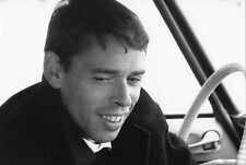 Lot 5 photos originales Jacques Brel Petit jour Godard Karina Citroen DS