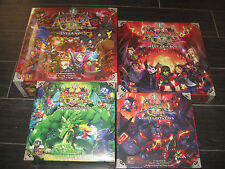 ARCADIA QUEST INFERNO Kickstarter Exclusive Game Hell of a Pledge CMON