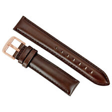 Daniel Wellington Dapper Bristol Brown Leather Strap DW00200094
